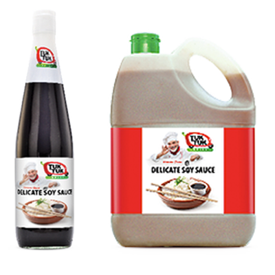 Delicate Soy Sauce